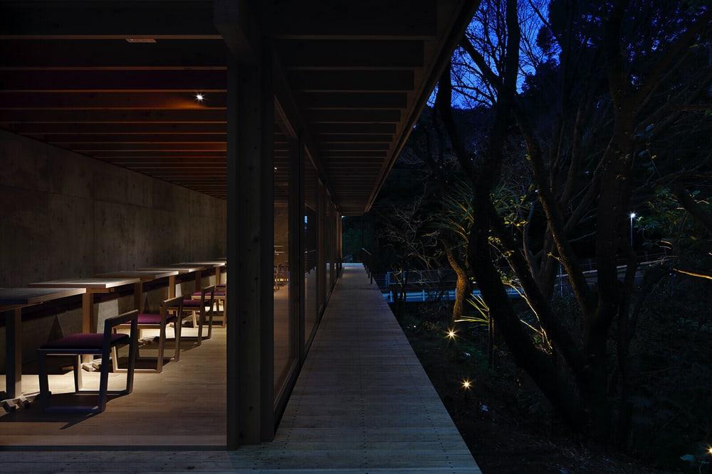 Tea house in Atami