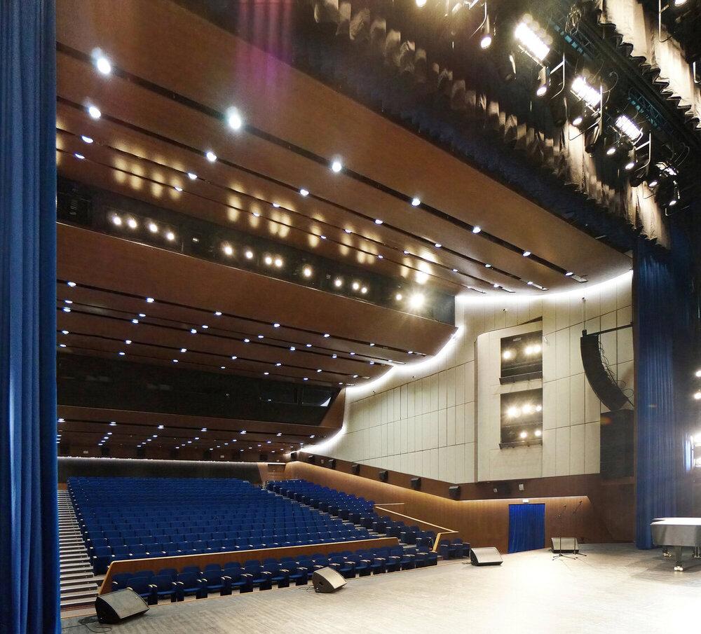 Auditorium of VGIK