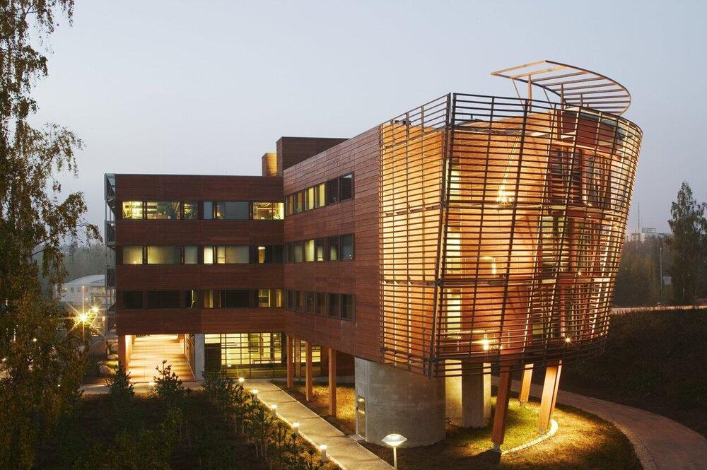 Finnforest Modular Offices
