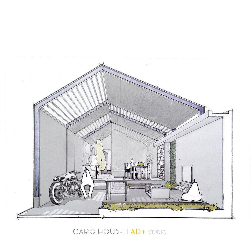 CARO house